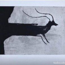 Arte: VICTOR MIRA . ESPECTACULAR AGUAFUERTE CARBORUNDUM. 93 X 60 CM . Lote 149786906