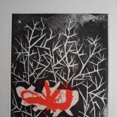 Arte: JOSÉ CABALLERO (HUELVA 1915-MADRID 1991) GRABADO 45X36C, FIRMADO A LÁPIZ Y NUMERADO /245. CATALOGADO. Lote 94843867
