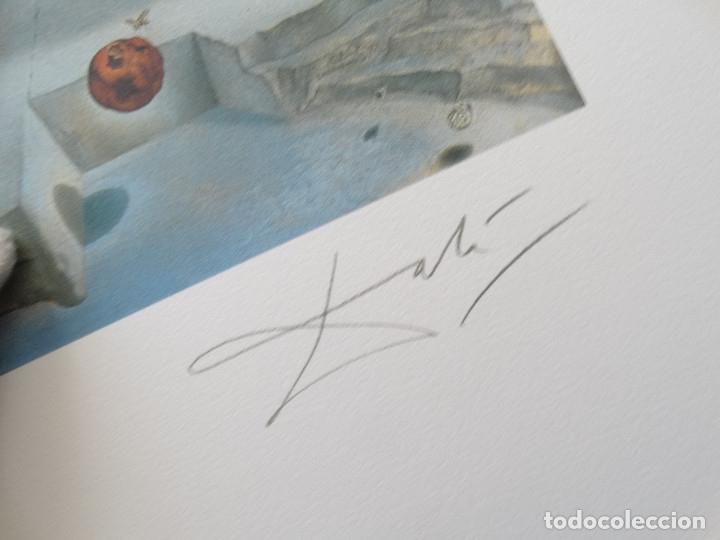Kunst: Salvador Dali -grabado firmado y numerado 65x50cm --- LIQUIDACIÓN !!!! - Foto 2 - 151321050