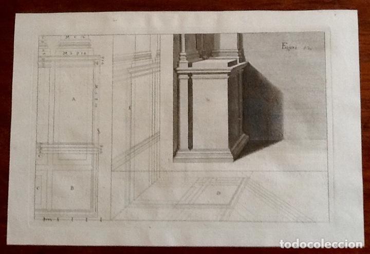 TRATADO DE ARQUITECTURA. ..ENVIO CERTIFICADO INCLUIDO. (Arte - Grabados - Modernos siglo XIX)