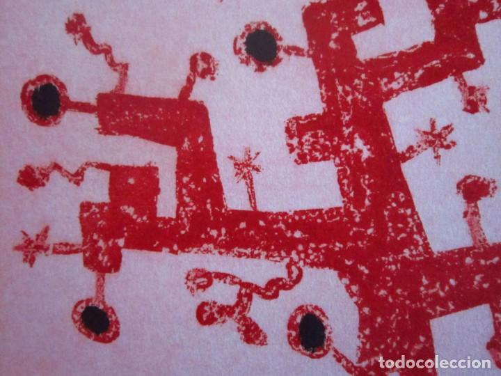 Arte: Árbol I Grabado de GAP (Guillermo Antón Pardo) - 28x38 cm - Foto 5 - 151522110