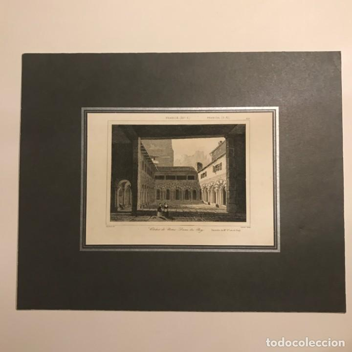 Arte: Francia (s.XI). Cloine de Notre Dame, du Puy 24x30 cm - Foto 2 - 152308574