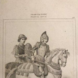 Francia (s.XV) Estevan de Viñoles 12,4x20 cm