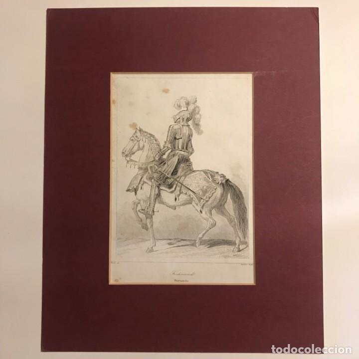 Arte: España. Fernando 22,5x27,9 cm - Foto 2 - 152335010