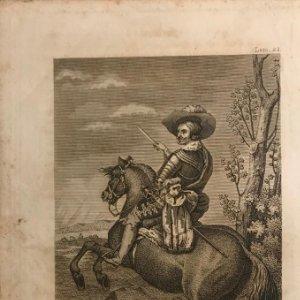 España. El Conde Duque de Olivares 14,2x21 cm