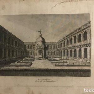 España. El Escorial 24,8x16,5 cm