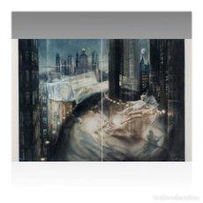 Arte: GRABADO POETA EN NUEVA YORK (EDUARDO NARANJO) - EDUARDO NARANJO. Lote 152444654