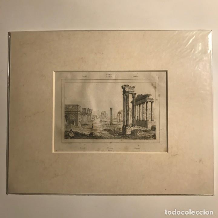 Arte: Italia. Roma. Foro 24x30 cm - Foto 2 - 152636754