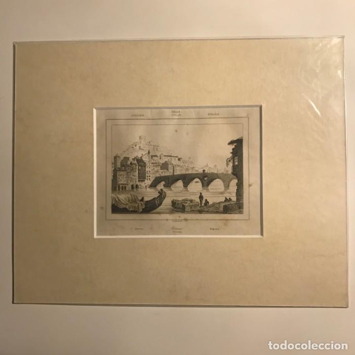 Arte: Italia. Verona 24x30 cm - Foto 2 - 152653686