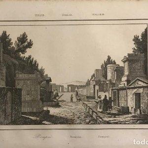 Italia. Pompeia 13,2x20,5 cm