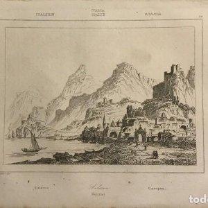Italia. Salerno 13,2x20,5 cm