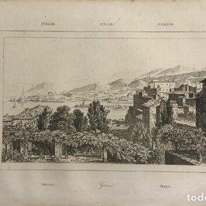 Italia. Genova 13,2x20,5 cm