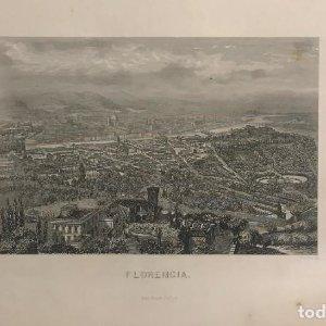 Italia. Florencia. Luis Tasso Editor 24,4x15,4 cm