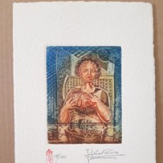Arte - JULIO PRIETO NESPEREIRA, grabado - 152785750