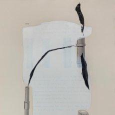 Arte: RIERA I ARAGÓ - GRABADO - FIRMADA. Lote 152895246
