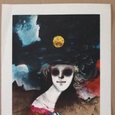 Arte: MODEST CUIXART, GRABADO. Lote 153064742