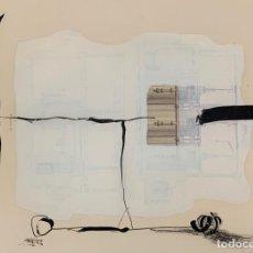Arte: RIERA I ARAGÓ - GRABADO - FIRMADA. Lote 153184994