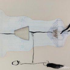 Arte: RIERA I ARAGÓ - GRABADO - FIRMADA. Lote 153185398