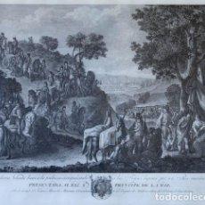 Arte: GRABADO AUTORES: GUERRERO, ANTONIO (1777-1826), LÓPEZ ENGUÍDANOS, TOMÁS (1773-1814). Lote 153236310