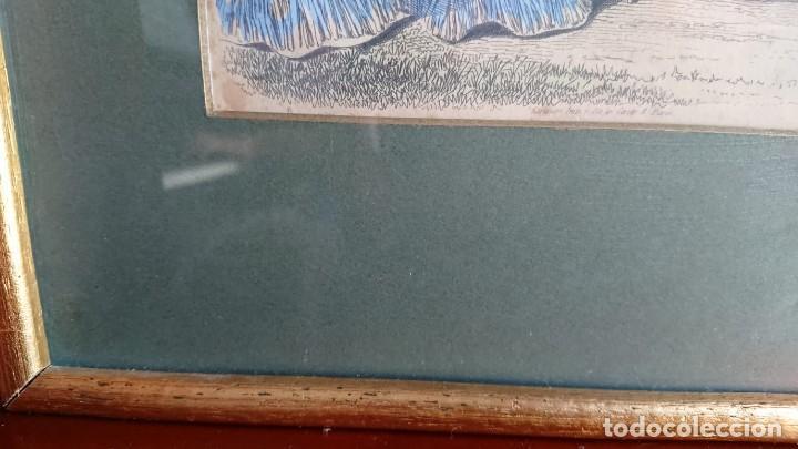 Arte: LOTE 3 GRABADOS EN COLOR 1846 LA MODA ELEGANTE PARIS - Foto 5 - 153577450