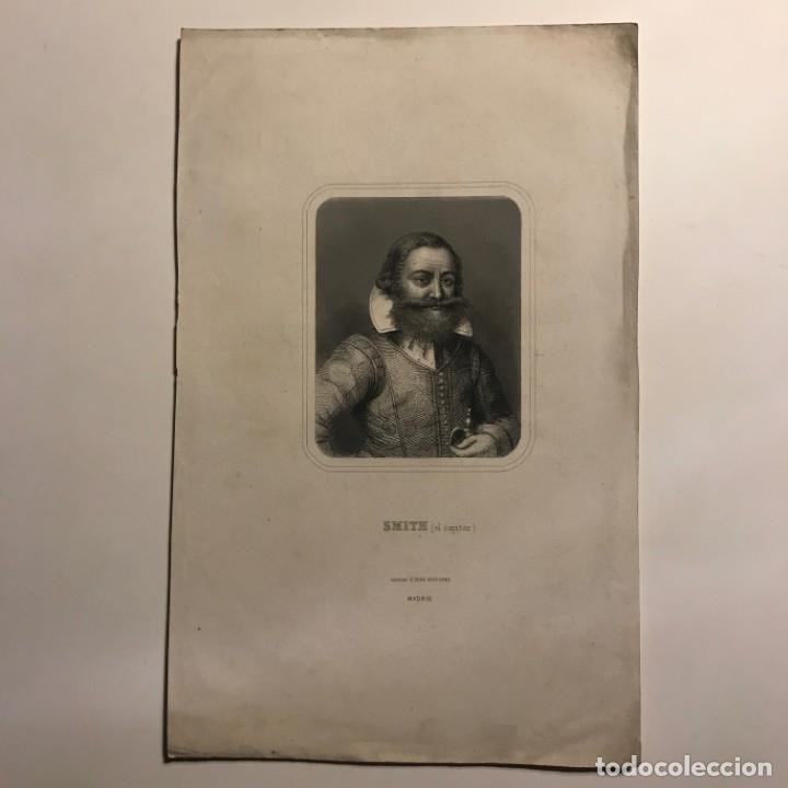 Arte: A Edward J. Smith (el capitan) (1850-1912) Gaspar y Roig Editores. Madrid 27,5x17,4 cm - Foto 2 - 149258238