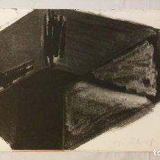 Arte: LOTE DE CUATRO GRABADOS DE JOSÉ PEDRO CROFT.. Lote 154093214