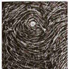 Arte: AMALGAMA GRÁFICA CONTEMPORÁNEA 2018. PABLO SALVAJE. XILOGRAFÍA. Lote 154116706