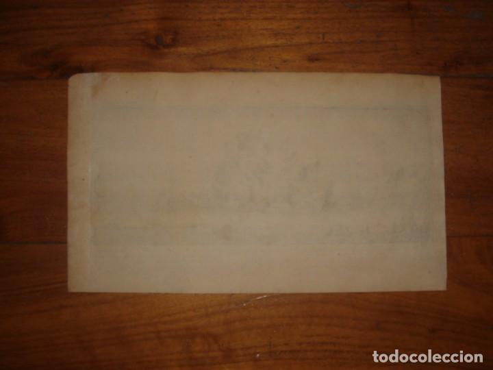 Arte: GRABADO PEÑÓN DE VELEZ DE LA GOMERA, ORIGINAL, AMBERES, 1670, BOUTTATS/PEETERS, BUEN ESTADO - Foto 13 - 154180174