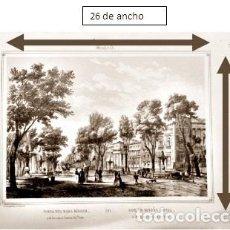 Arte: GRABADO, MADRID SIGLO XIX. Lote 154365834