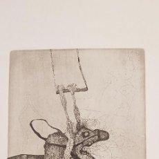 Arte: ENRIQUE BRINKMANN. MÁLAGA. TRAPESPACIO. Lote 154479406