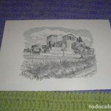 Arte: GRABADO - MONASTERIO -. Lote 154515506