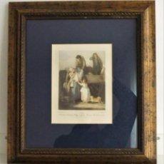 Arte: GRABADO DE LA SERIE CRIES OF LONDON DE F.WHEATLEY R.A.. Lote 154693314