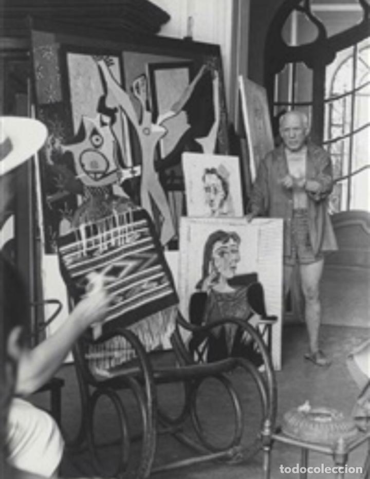 Kunst: PICASSO - GRABADO ORIGINAL FIRMADO A MANO - RETRATO DE DORA MAAR - PRUEBA DE ARTISTA - 40 x 35 cm. - Foto 14 - 154796214