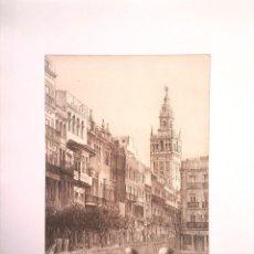 Arte: ANTONIO ZAMBRANA GRABADO. Lote 154887086