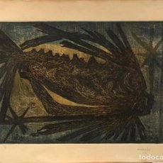 Arte: RAMÓN FERRAN -GRABADO-. Lote 156882110