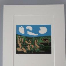 Arte: PABLO PICASSO, PICADOR- 1988 - LIQUIDACIÓN!!. Lote 157006246