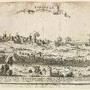 Arte: VISTA DE TARRAGONA S. XVIII (1790). TARAGONA IN CATALONIEN.. Lote 157338050