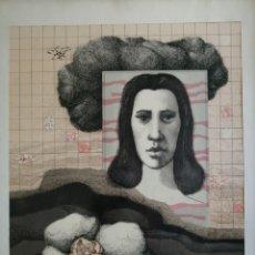 Arte: ENRIQUE RAMOS GUERRA (SEVILLA 1937). LITOGRAFÍA.. Lote 157726289