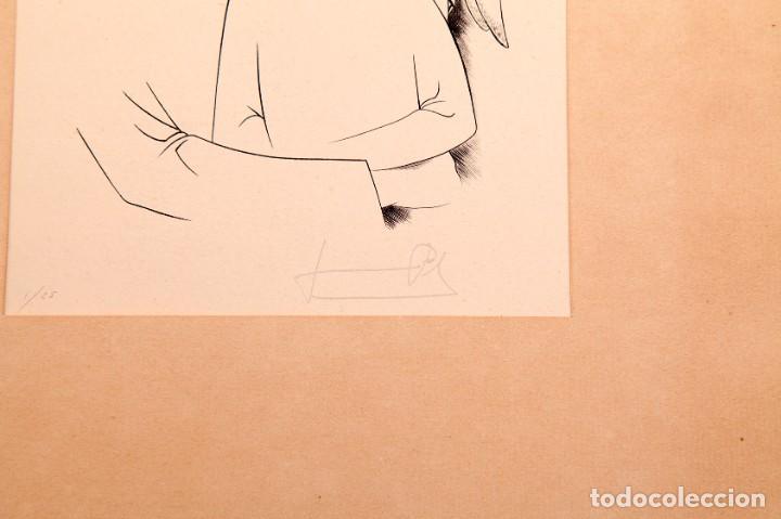 Arte: JAUME PLA - GRABADO AL BURIL - P1/25 - Foto 3 - 157956194