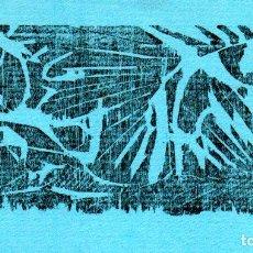 Arte: SANTIAGO PLANCHERIA TORT MARTORELL : NOCHES (1971) 11 XILOGRAFÍAS. Lote 158714914