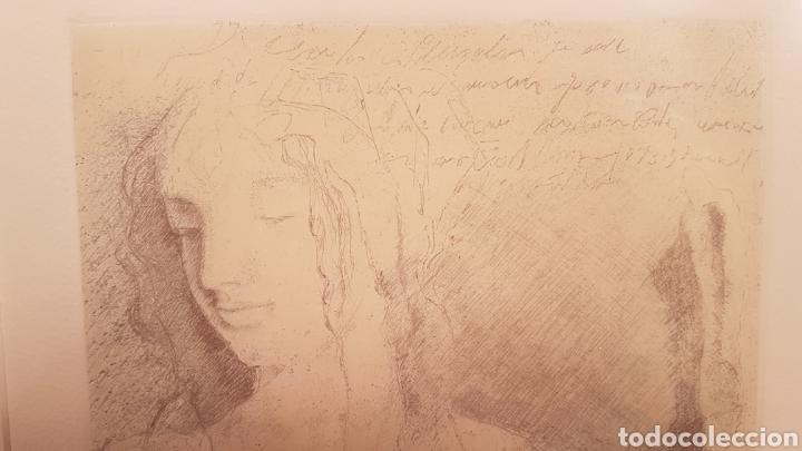 Arte: GRABADO DE PILAR PELAEZ. MADRID. Serie Numer. 66/75 - Foto 3 - 159446402