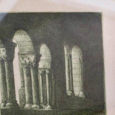 Arte: CANTABRIA, CLAUSTRO COLEGIATA DE SANTILLANA. Lote 160554174