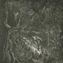 Arte: GUSTAVE DORÉ, XILOGRAFÍA INFOLIO 1870. ATALA, CHATEAUBRIAND. EL PADRE AUBRY HABLA CON LOS INDIOS. Lote 160581878