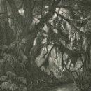 Arte: GUSTAVE DORÉ, XILOGRAFÍA INFOLIO 1870. ATALA, CHATEAUBRIAND. DESCANSO EN EL BOSQUE. GRABADO MADERA. Lote 160582006