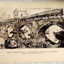 Arte: HOJA EXTRAÍDA DE LIBRO CON DOS GRABADOS, DE FRANK BRANGWYN Y C.S. CHESTON. Lote 160586662