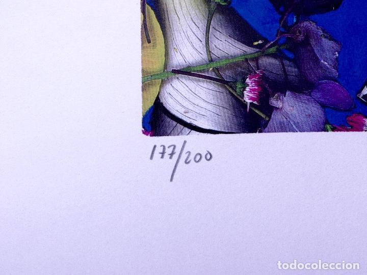 Arte: ELECTROGRAFÍA Y TÉMPERA DE CARMEN OLÁBARRI. MUSEO GUGGENHEIM BILBAO - Foto 3 - 160801122