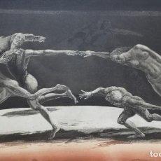 Arte: EL GRAN TEATRO DEL MUNDO.ANDRES BARAJA.. Lote 163035870