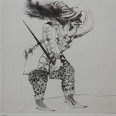 Arte: EL CIRCO.MIGUEL RUIZ POVEDA.. Lote 163178254