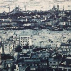 Arte: ESTAMBUL.MARTIN HANOOS. Lote 163220394