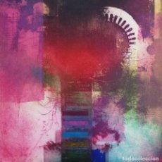 Arte: TEMPLO DEL SOL.PABLO ROFRIGUEZ GUY.. Lote 163319618